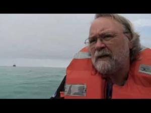 Russ George, 62, is coming under heavy criticism for his iron sulphate dumping stunt in the Pacific Ocean.