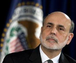 In this Thursday, Sept. 13, 2012, file photo, Federal Reserve Chairman Ben Bernanke speaks during a news conference in Washington.