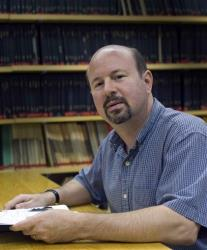 In this photo taken in 2007, Penn State professor Michael Mann is seen at the university.