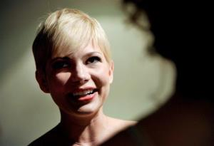 Actress Michelle Williams attends a special screening of Take This Waltz at Sunshine Landmark on Thursday June 21, 2012 in New York.