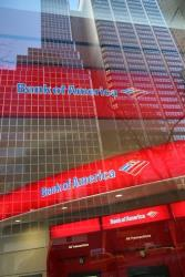 In this 2009 file photo, a Bank of America branch office is shown in New York.
