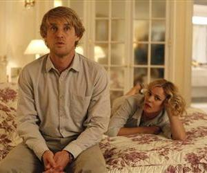 In this image released by Sony Pictures Classics, Owen Wilson, left, and Rachel McAdams are shown in a scene from Midnight in Paris.