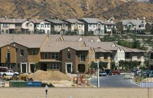 In this Aug. 1, 2009 file photo, Santa Clarita, Calif.