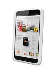 The Nook HD sells for $199.