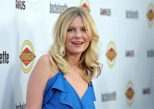 Actress Kirsten Dunst attends the Bachelorette premiere at Arclight Cinemas on Thursday, Aug. 23, 2012, in Los Angeles.