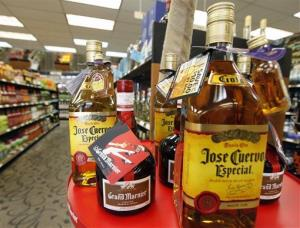 Want a shot of tequila tomorrow? Better buy a bottle today if you live in Kentucky or South Carolina.