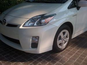 A 2011 Toyota Prius