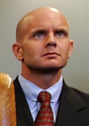 FBI Agent Frederick Humphries in 2005.