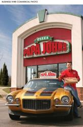 Papa John's is getting a wave of support from a conservative group.