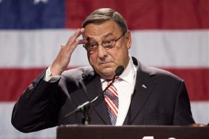 Maine Gov. Paul LePage: 'I'm not lifting a finger to set up a health insurance exchange. Instead, the feds will do it.