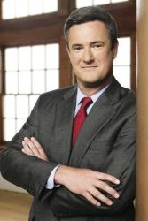 This photo of MSNBC on air personality Joe Scarborough was released in New York, Wednesday, March 30, 2006.