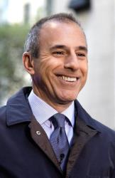 In this Nov. 12, 2010 file photo, Matt Lauer, co-host of the NBC Today television program, is shown in New York.