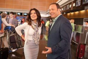 Annoy her to death, and then she'll love you! (Case in point: Salma Hayek and Kevin James in 'Here Comes the Boom.')