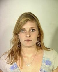 This Sunday, Dec. 12, 2010 booking photo provided by the Las Vegas Metropolitan Police Department shows Mariah Laci Yeater.