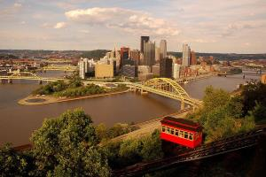 Pittsburgh is just one of three metropolitan areas in the United States to be considered in economic recovery now.
