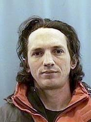 This photo provided by the Anchorage Police Department shows Israel Keyes.