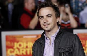 In this Feb. 22, 2012 file photo, Frankie Muniz arrives at the premiere of John Carter in Los Angeles.