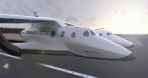 Spaceport Sweden's unique suborbital spacecraft.