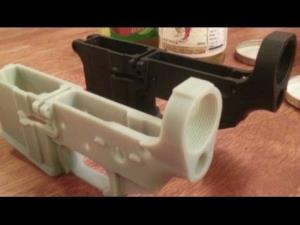 Many gun control advocates worry what will happen as 3D printers grow more sophisticated and people put specs for printing guns online.