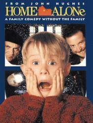 Joe Pesci, Macaulay Culkin, and Daniel Stern on the cover of 'Home Alone.'