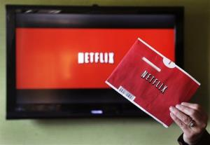 Netflix streaming went down on Christmas Eve.