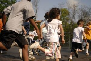 Recess is a key part of a child's day, pediatricians say.