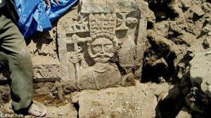 A stone figure discovered in Yemen that may show Christian influence at the heart of an ancient Arab empire.