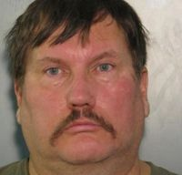 Gary Haines, 59, was arrested for grand theft.