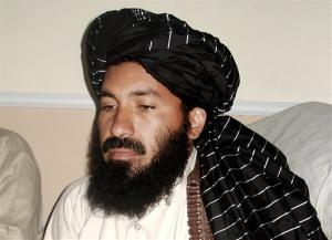 In this April, 20, 2007 file photo, Pakistani militant commander Maulvi Nazir. Nazir was reportedly among nine people killed in a missile strike in the South Waziristan tribal region early today.