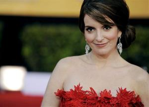 Tina Fey arrives at the 17th Annual Screen Actors Guild Awards on Sunday, Jan. 30, 2011 in Los Angeles.
