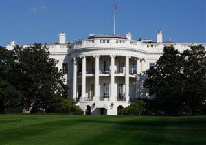 The White House in Washington, in this Tuesday, Nov. 18, 2008 file photo.