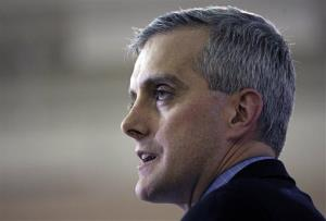 Deputy National Security Adviser Denis McDonough is expected to be the next chief of staff for President Obama.
