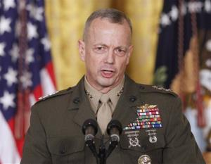 Gen. John Allen in a file photo.