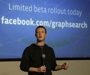 Facebook CEO Mark Zuckerberg speaks at Facebook headquarters in Menlo Park, Calif., Tuesday, Jan. 15, 2013.