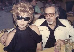 This handout photo provided by Magnolia Pictures shows Linda and Burt Pugach in 1974.