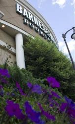 This Monday, June 18, 2012, photo shows the Barnes and Noble Booksellers store in Hoover, Ala.