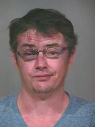 Jason London's amazing mug shot.