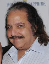 Ron Jeremy in 2008.