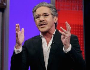 Geraldo Rivera speaks on the Fox & friends television program in New York.