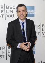 Journalist Howard Kurtz attends the world premiere of Knife Fight during the 2012 Tribeca Film Festival on Wednesday, April 25, 2012 in New York.