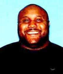 In this image provided by the Irvine, Calif., Police Department, former Los Angeles police officer Christopher Jordan Dorner is shown.