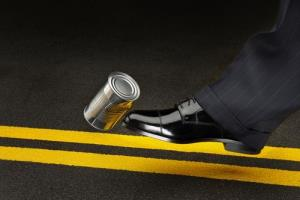 Paul Krugman argues that it would be irresponsible not to kick the can of debt down the road.