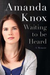 This undated photo provided by HarperCollins shows the cover design of Waiting to be Heard, which comes out April 30.
