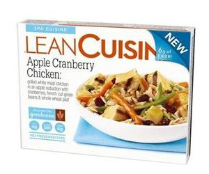 A Lean Cuisine meal is seen in this file photo.