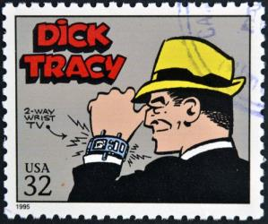 Of course, there have been quite a few comparisons made to Dick Tracy's high-tech wristwatch.