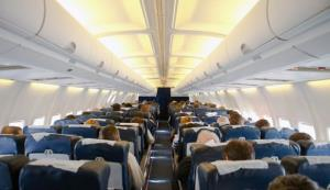 It's fine for passengers to fart on planes, a study says.