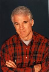 This photo released by Doubleday Broadway shows new dad Steve Martin.