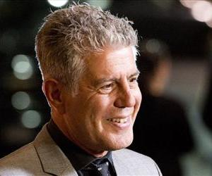Anthony Bourdain attends On The Chopping Block: A Roast of Anthony Bourdain on Thursday, Oct. 11, 2012 in New York.