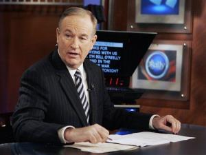 In this Jan. 18, 2007 file photo, Fox News commentator Bill O'Reilly appears on The O'Reilly Factor.