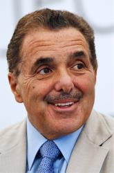 In a Feb. 26, 2008 file photo Leonard Riggio, chairman of Barnes & Noble, is seen in New Orleans.